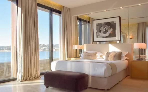 Hostellerie la farandole - junior suite