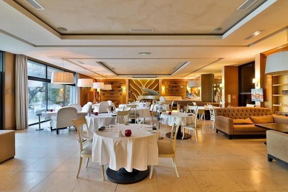 Hostellerie la farandole - ristorante