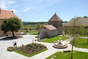 Domaine des Trois Lacs - Veranstaltungsort grün