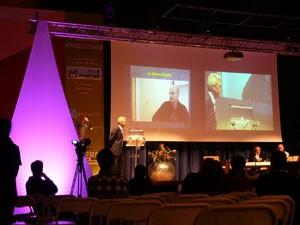 Louison Bobet espaço - sala de conferências