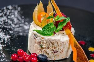 Brit Hotel La Rochelle - Dessert example from Brit Hotel La Rochelle
