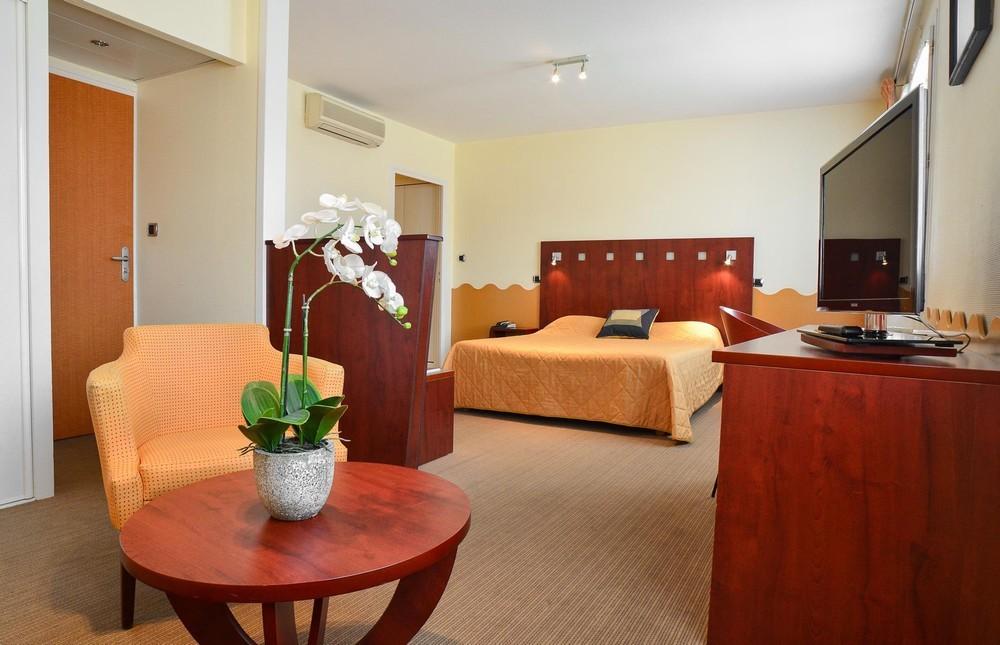 Hotel richelieu mont-de-marsan - accommodation
