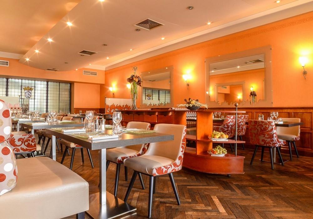 Hotel richelieu mont-de-marsan - restaurante