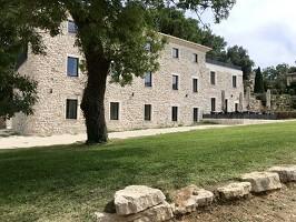 Schloss Roquefeuille - Außenansicht