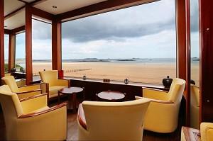 Hotel Alba - Vistas al mar