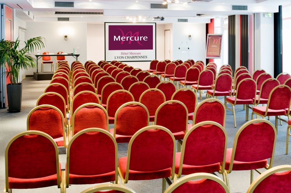 APOGEE 1+ 2 + 3 - Mercure Lyon Center Charpennes
