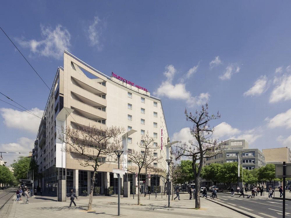 Mercure Lyon Centre Charpennes - Esterno
