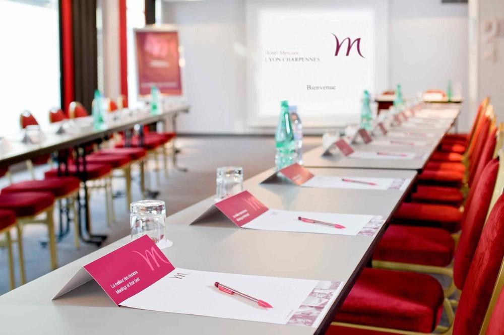 Mercure Lyon centre charpennes - sala per seminari