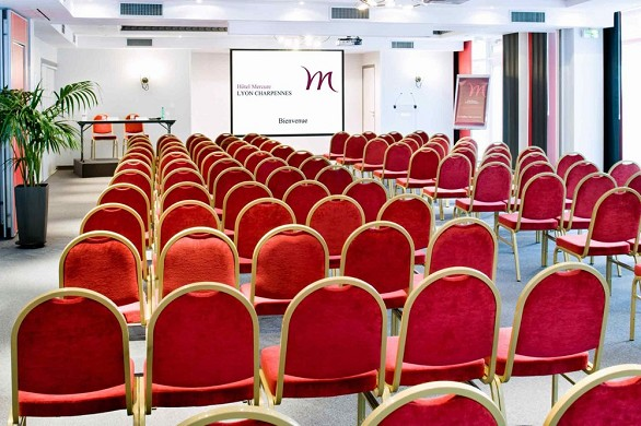 Mercure Lyon center charpennes - seminar room