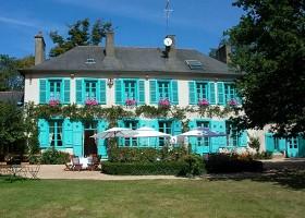 Manoir du Plessis - local incomum para um seminário perto de renas