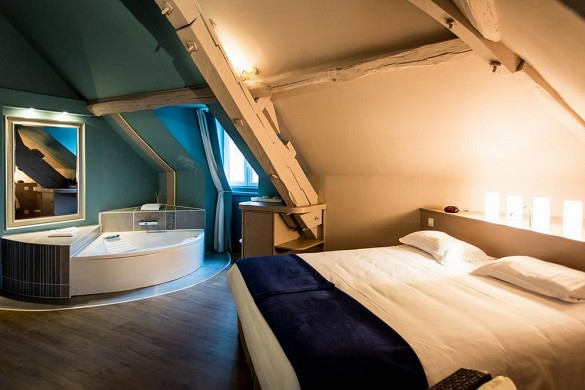 Hotel les ursulines - alojamiento