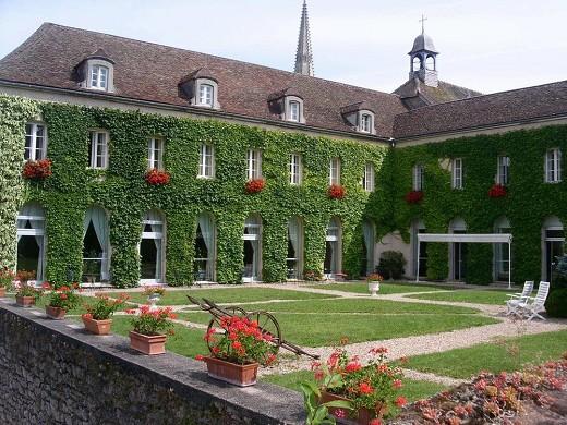 Hotel Les Ursulines - Jardín