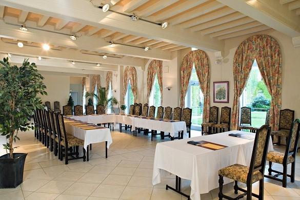 Hotel les Ursulines - sala de reuniones