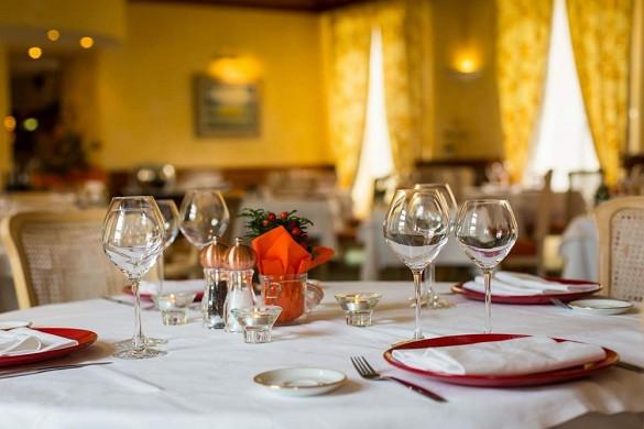 Hotel les ursulines - restaurante gourmet