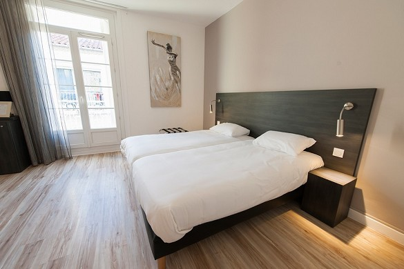 Le saint-louis - double room