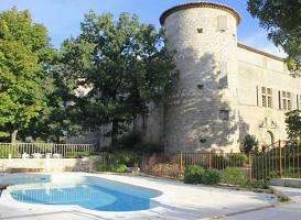 Castello Rousson - gard seminario