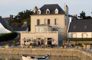 Sala de seminarios: Les Herbes Folles Île-de-Batz -