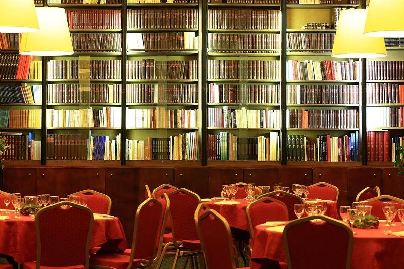 El arcenaulx - biblioteca