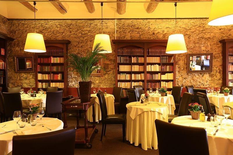 El arcenaulx - restaurante para reuniones de personal.