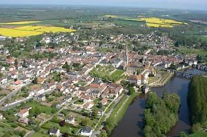Abtei von Saint-Savin-sur-Gartempe - Seminar in der Vienne