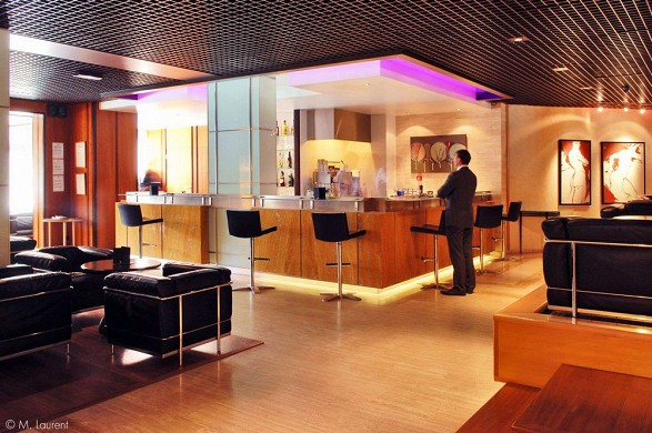Hotel lyon metropole - bar