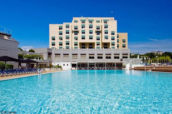 Hotel lyon metropole - swimming pool