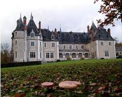 Château de la Verrerie - seminario Oizon