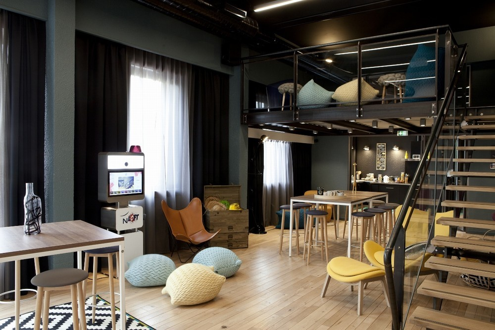 Ibis gerland novotel site confluences museum - loft