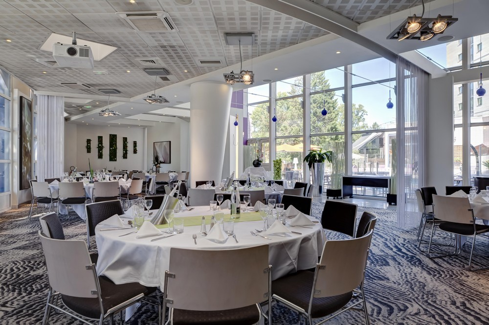 Novotel ibis gerland confluences museum - banquet space