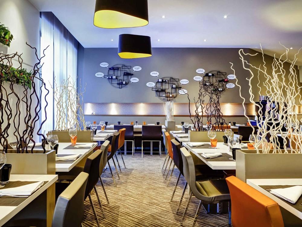 Novotel ibis gerland museum confluences - restaurant