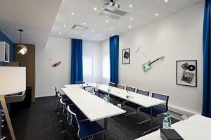 STUDIO1 & STUDIO 2 - Novotel Gerland Museum of Confluences