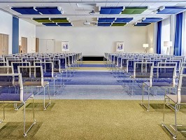 Seminar room: Novotel Hotel Ibis Gerland Confluence Museum -