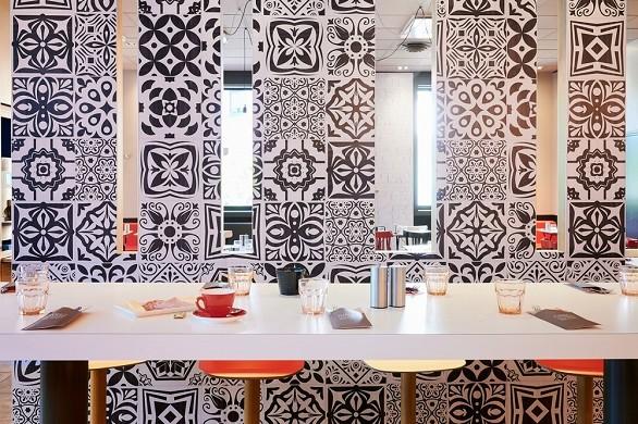 Novotel ibis Gerland Confluences Museum - ibis: Restaurant
