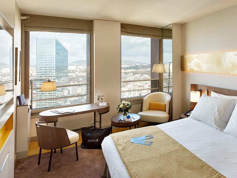 Radisson blu hotel lyon salle s minaire lyon 69 for Lyon chambre
