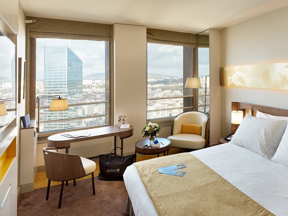 Radisson Blu Hotel Lyon - Camera