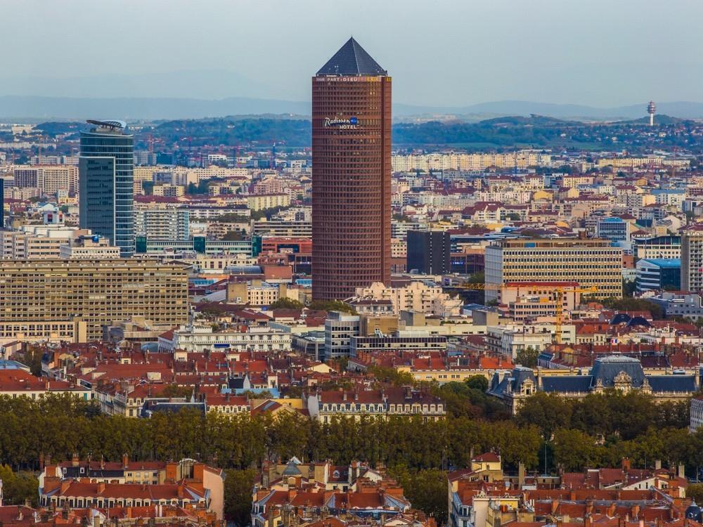 Radisson Blu Hotel Lyon - Ambiente
