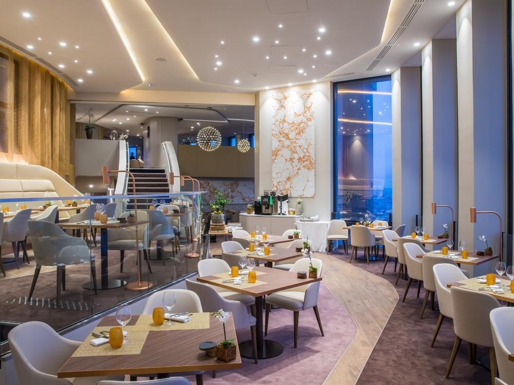 Radisson Blu Hotel Lyon - Ristorante