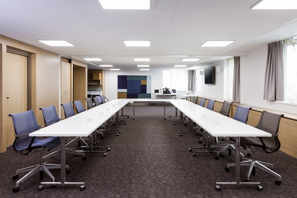 Novotel paris saint denis basilica stadium - meeting room