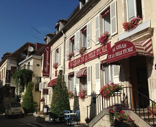 Hotel Bergerand - Relais de Belle Etoile - Chablis Seminar