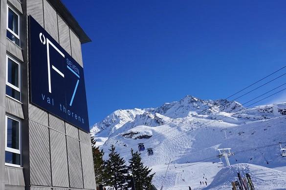 Fahrenheit seven val thorens - seminar hotel savoie