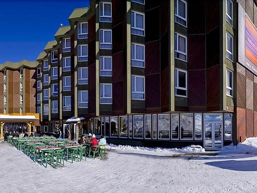 Fahrenheit sette Val Thorens - Hotel 3 stelle Savoia a seminari