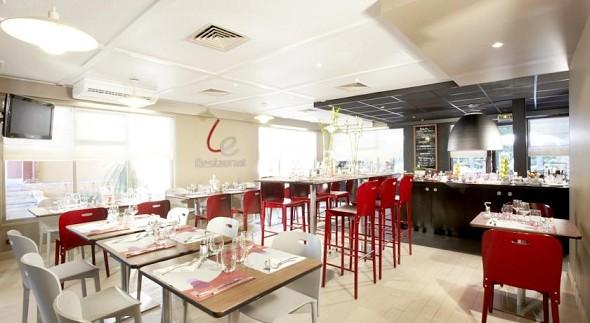 Campanille marseille vitrolles griffon - restaurant