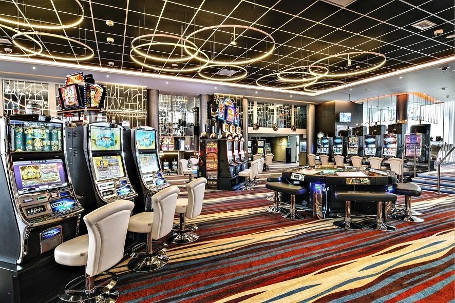 Kaiserpalast - das Kasino