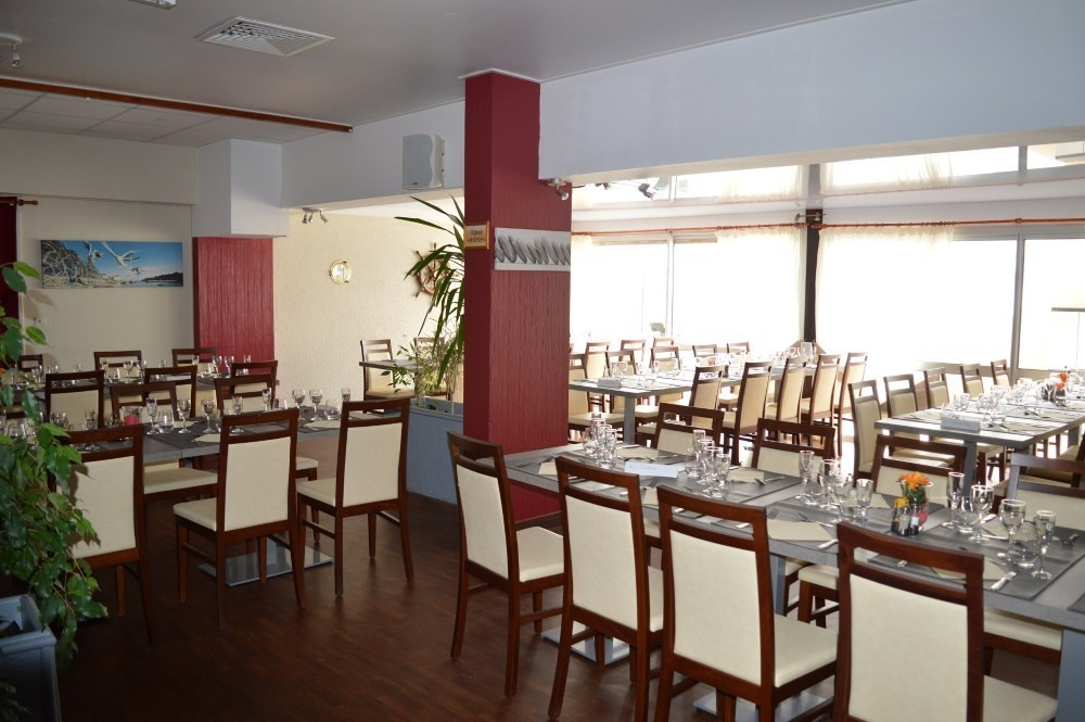 Férias em Keravel - restaurante
