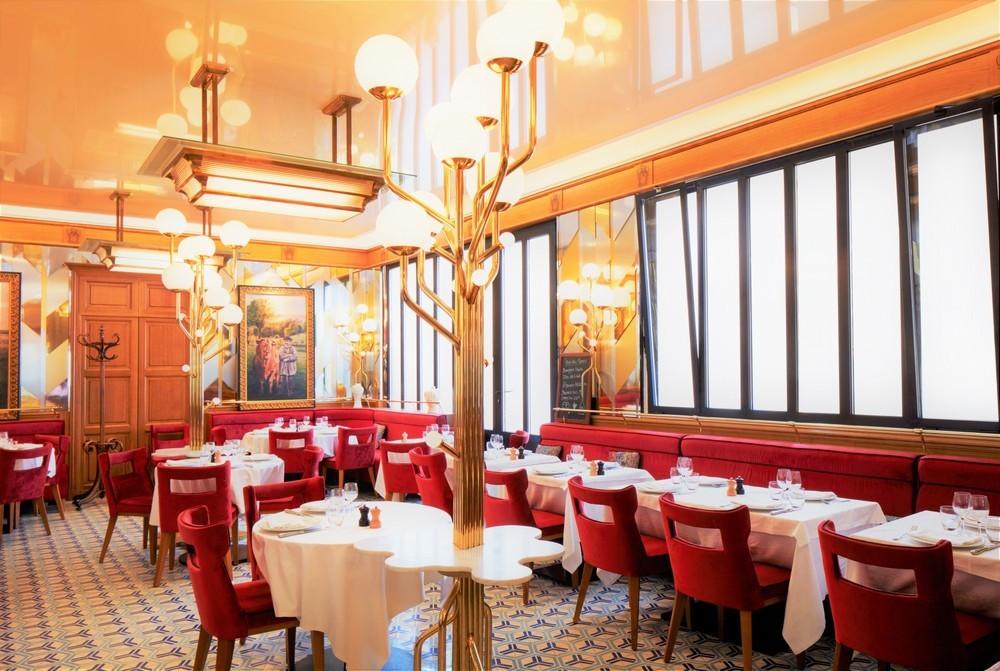 Restaurant Boeuf Couronn Ef Bf Bd Paris