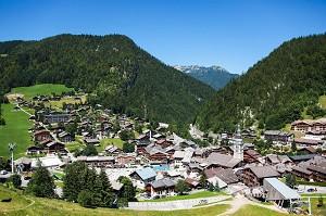 Alpen Roc - Medio Ambiente