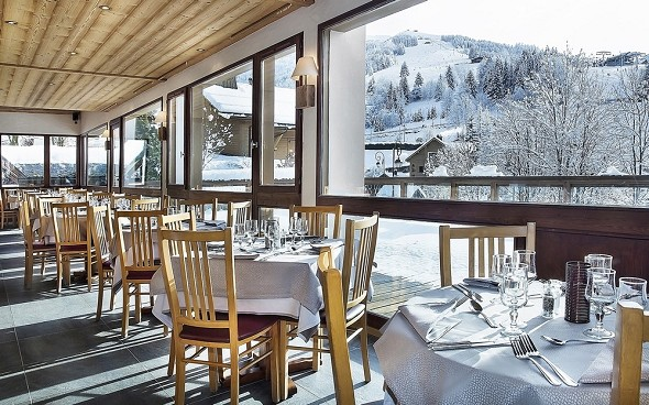Alpen Felsen - Terrasse
