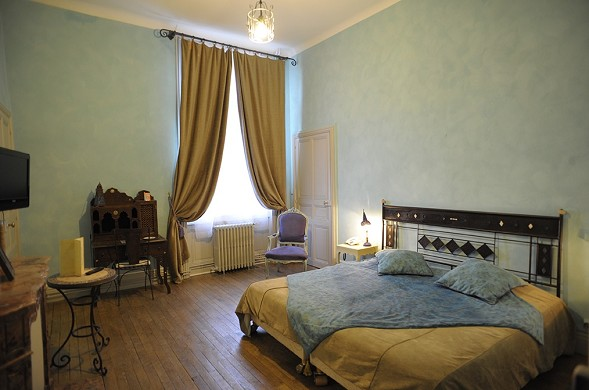 Castello del tremblay - stanza 2