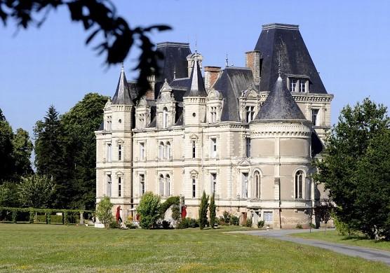 Château de la tremblay - facciata
