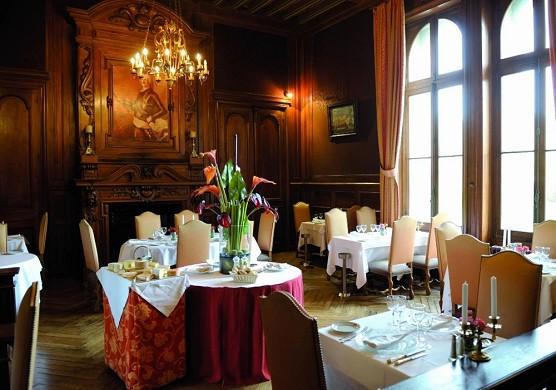Château de la tremblay - ristorante